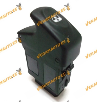Botonera Renault Kangoo / Clio II/ Megane / Scenic 7700307605