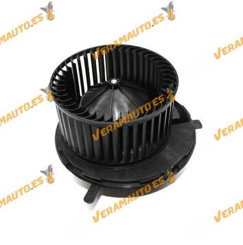 Ventilador, motor de calefacción grupo VAG, Porsche 911, Boxter, Renault Megane, similar a 1K1819015, 1K1819015C, 1KD819015