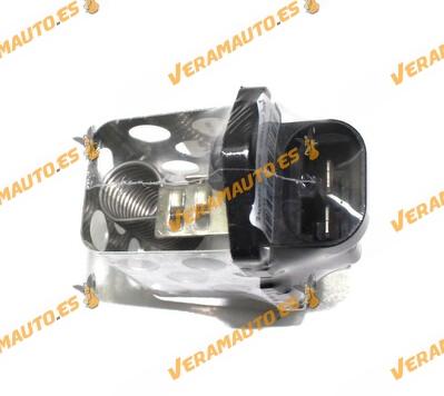 unidad de control del ventilador del habitáculo Renault Megane Clio Laguna Scenic