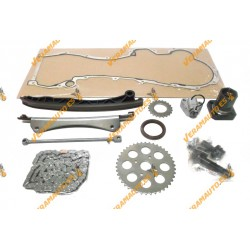 Kit de distribución por cadena motores diesel 1.3 Citroen Ford Opel Grupo Fiat Suzuki Chevrolet similar a 46788783 46804589