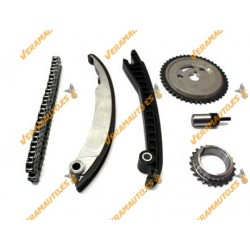 Kit de distribución por cadenas 1.6 gasolina Mini R50 R52 R53 Chrysler Neon II y PT Cruiser similar a 11311485400
