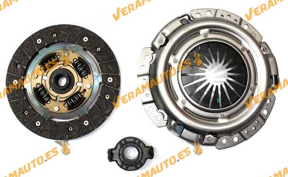 Kit de embrague Citroen Xantia Peugeot 406 1.9D tipo motor DHW (XUD9SD) similar a 2050 25, 2050 26