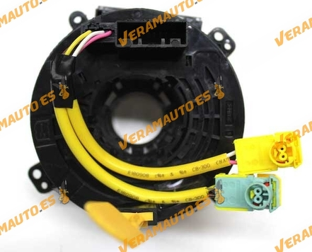 Anillo espiral airbag Opel Insignia 2008-2013, Astra J 2009-2015, Chevrolet Cruze 2009-2016 OEM 20817721
