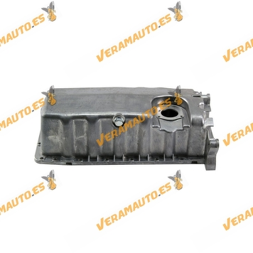 Cárter Aceite Con Hueco Audi, Ford, Volkswagen, Seat y Skoda 03810601N 038103603N