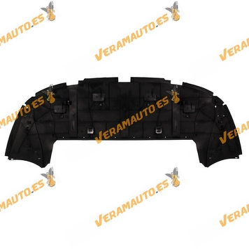 Protección Bajo Radiadores Citroen C4 (LA/LC) de 10/2004 a 09/2008, incluye soporte de tubos y cableado 7013W0, 7013W1