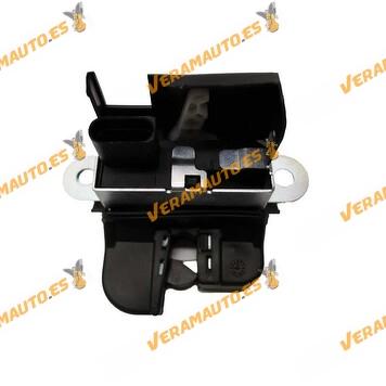 Cerradura interior de la puerta del maletero Seat Leon, Volkswagen Golf V, VI, Passat, Touran 5K0827505A, 1K6827505A