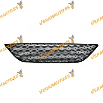 Rejilla Seat Ibiza (6J) desde 2008 hasta 2012 Central de paragolpes delantero panel de abeja - Frontal