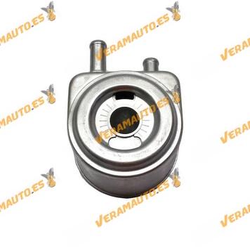 Enfriador de aceite Citroen Fiat Peugeot motores 2.0 y 2.2 HDI, JTD y gasolina Similar 1103N1