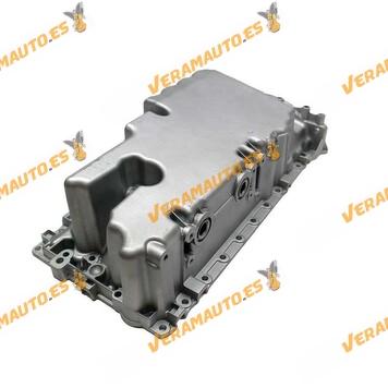 Carter de Aceite Volvo C30, C70 I Coupé, S40 II (MS), V50 (MW), motores 2.4 y 2.5 gasolina 30777739, 30777912, 8692614