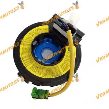 Anillo espiral airbag Hyundai Santa Fe 2006 a 2012 Oem 93490-2B200