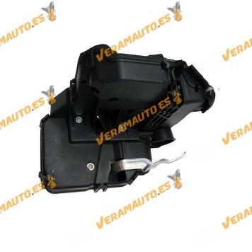 Cerradura de puerta Mercedes Clase C W203, Clase E W211 delantera Izquierda mecanismo interior de 8 pines, OE2117200335
