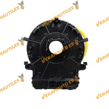 Anillo espiral airbag Hyundai iX35 / Tucson, Kia Sportage Ceed Oem 93490-2M300 - detras