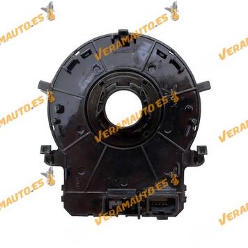 Anillo espiral airbag Hyundai ix35 / Tucson, Kia Sportage Soul Venga Oem 93490-2K200 - detras