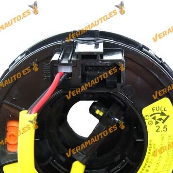 Anillo espiral airbag Hyundai ix35 / Tucson, Kia Sportage Soul Venga Oem 93490-2K200 - volante