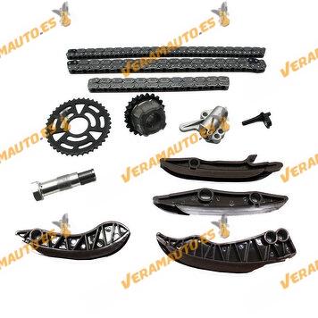 Kit distribucion por cadenas BMW y Mini tres cadenas BMW E81 E87 E90 E91 E60 X1 X3 X5 Mini R56 R57 R59 R60 R55 11317797897