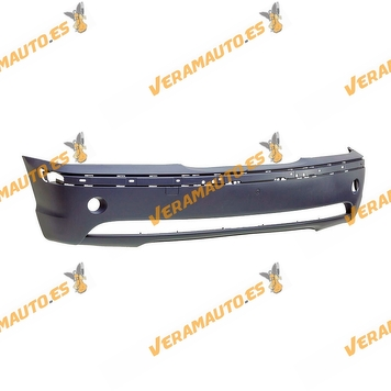 Front Bumper BMW E46 Serie 3 from 2001 to 2005 Printed 4 Doors similar to 51117044116