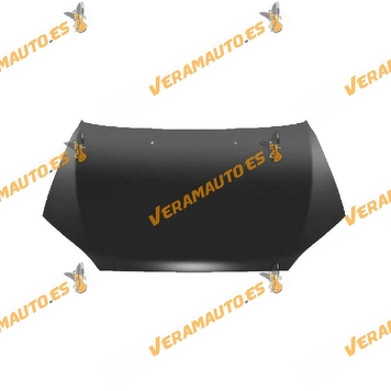 Front bonnet Ford Mondeo from 2000 to 2003 Printed