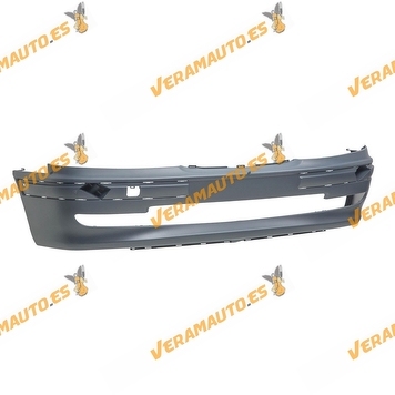 Front Bumper Peugeot 406 from 1999 to 2004 Printed similar to 7401p2