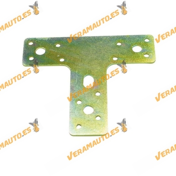 copy of Placa de unión bicromatada para madera | Modelo 501 | Amig