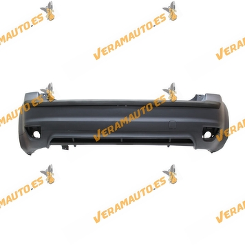 Rear Bumper with Spoiler Ford Focus II XR hatchback Sport from 2004 to 2007 3 and 5 Doors