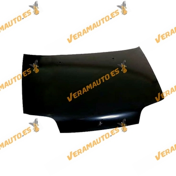 copy of Paragolpes Fiat Punto Del 1993 Al 2000 Delantero Imprimado Negro