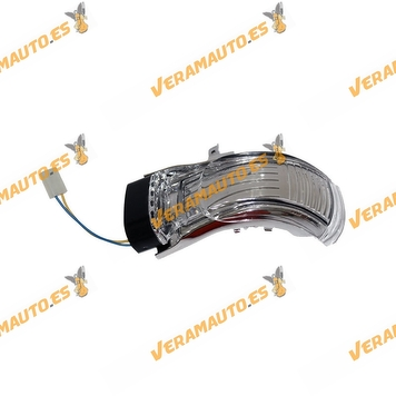 copy of Intermitente espejo Retrovisor Volkswagen Golf VI 2008 a 2012 Touran 2010 a 2015 Izquierdo OEM 5K0949101