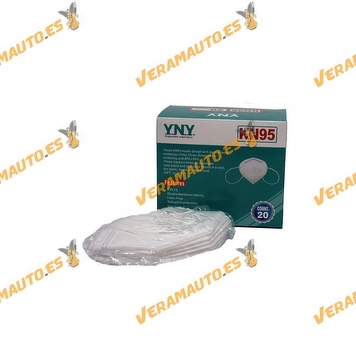 50 Hypoallergenic Surgical Masks 3 Layers