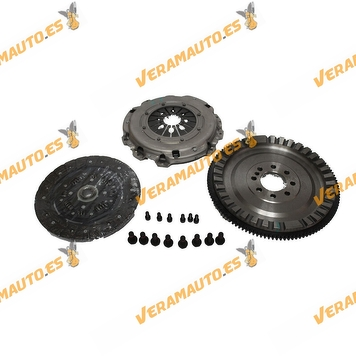 Clutch Conversion Kit Ford 2.0 TDCi 16V Mondeo III from 2000 to 2007 Similar to 2S716477FD
