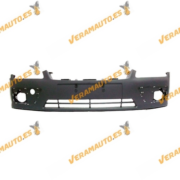 Bumper Ford Focus II from 2004 to 2007 Front primed OEM Similar to 1336763 1351533