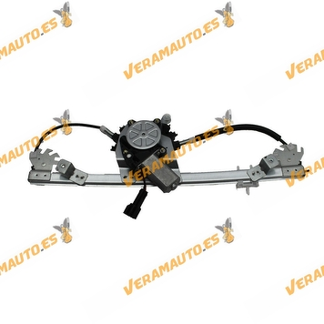 Electric Window Operator Fiat Grande Punto from 2005 to 2009 and Evo with Engine 2 Pins Front Right 3 and 5 Doors