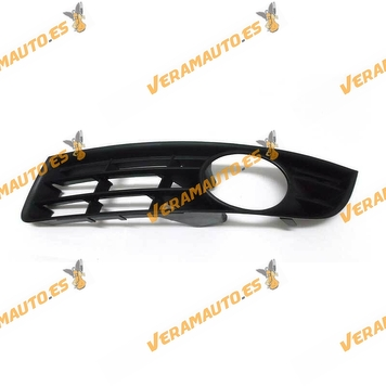 Bumper grille Vokswagen Passat from 2005 to 2010 Front left with Antifog Hole similar to 3c0853665a