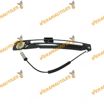 Window Operator BMW Serie 5 E39 from 1999 to 2003 Rear Right without Engine OEM similar to 51358252430