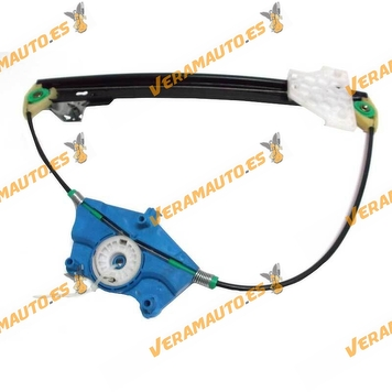 Electric Window Operator Audi A4 from 2001 to 2008 Seat Exeo Rear Right without Engine OEM Similar to 8e0839462c
