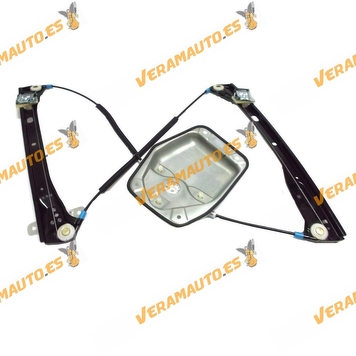 Electric Window Operator Volkswagen Golf V from 2003 to 2008 Front Right without Engine 4 Doors OEM Similar to 1k4837462A