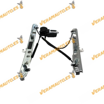 Window Operator Renault Megane from 2002 to 2008 Front Right with Engine Confort 4 and 5 Doors OEM Similar 8201010925