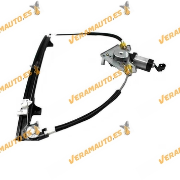 Electric Window Operator Renault Clio from 1998 to 2005 Front left 5 doors with engine OEM similar 8200169093 7700842241