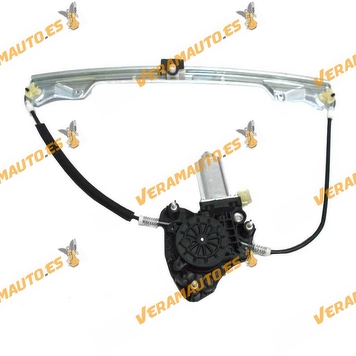 Electric Window Operator Renault Clio from 1998 to 2005 Front right Complete 5 Doors OEM Similar to 8200169095 7700842240