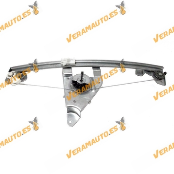 Window Operator Citroen Xantia from 1993 to 2000 Front Right without Engine for Confort System OEM Similar to 9222E0