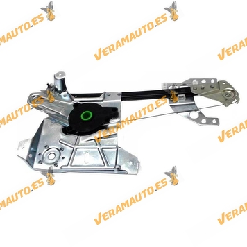 Electric Window operator Audi A4 from 1994 to 2000 Rear Left without engine OEM similar to 8d0839461
