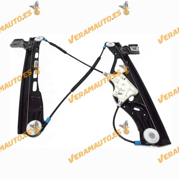 Window Operator Mercedes Class E W211 From 2002 to 2009 Front Right without Engine OEM Similar to 2117200446