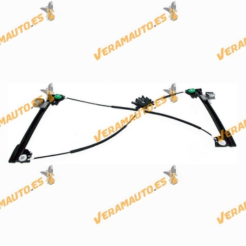 Window Operator Porton Land Rover Freelander from 1998 to 2006 without Engine for Boot OEM Similar to CVH101150