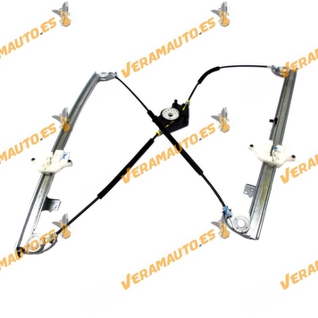 Electric Window Operator Citroen C8 807 Fiat Ulysse Lancia Phedra Front Left without Engine OEM Similar 9221.L4