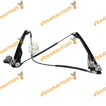Electric Window Operator Volkswagen Golf IV from 1998 to 2004 Right without Engine 2 Doors OEM similar to 1J3837462