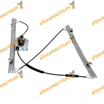 Electric Window Operator BMW E46 Serie 3 Compact from 2001 to 2005 without Engine Left OEM Similar to 51338251351