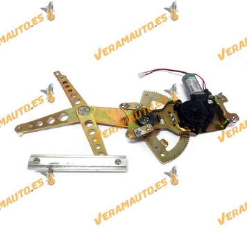 Window Operator Opel Astra G from 1998 to 2004 Front Electric with Engine 2 Pins 4 Doors Right
