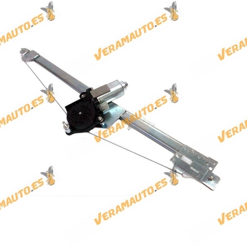 Electric Window Operator Nissan Primastar Opel Vivaro Renault Trafic from 2001 to 2014 Front Right with Engine 2 pin 7700311821