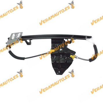 Electric Window Operator Land Rover Freelander from 1998 to 2006 Rear Right with Engine OEM Similar CVH101202