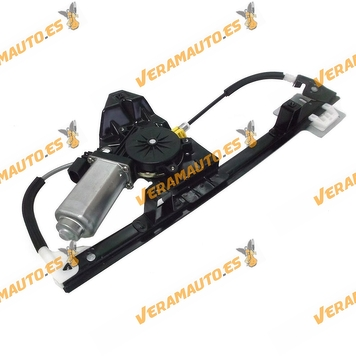 Electric Window Operator Land Rover Freelander from 1998 to 2006 Rear Left with Engine 2 Pins OEM Similar CVH101212