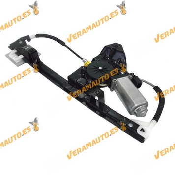 Electric Window Operator Land Rover Freelander 1998 to 2006 Rear Right with Engine 2 pins OEM Similar CVH101202