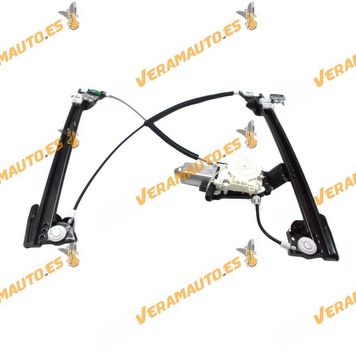 Electric Window Operator Land Rover Freelander 1998 to 2006 Front Right Electrico with Engine OEM Similar to CUH000021 CUH000023